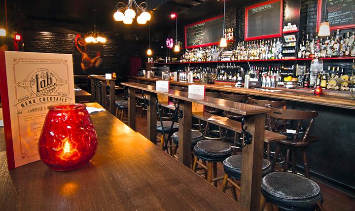 photo credit : Lab Comptoir a Cocktails website