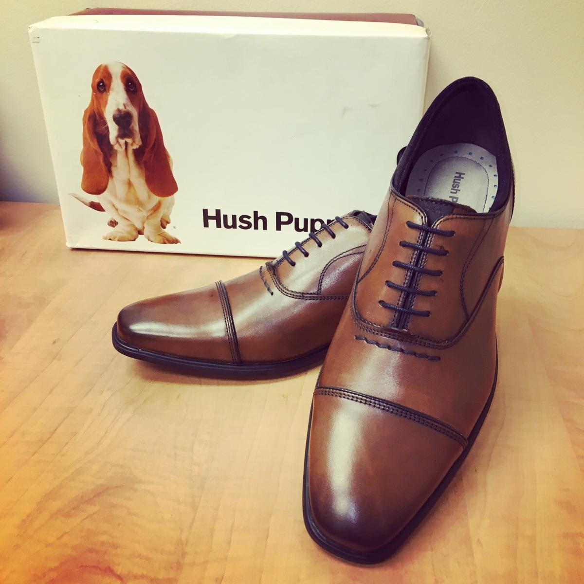 Hush Puppies - Evan Maddow